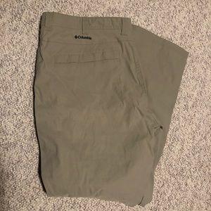 Columbia Omni-Shield Pants 44x32